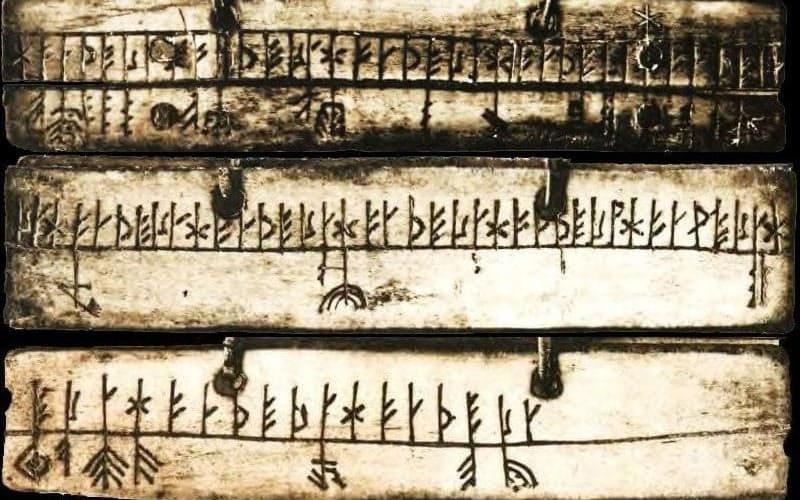 calendario rúnico vikingo