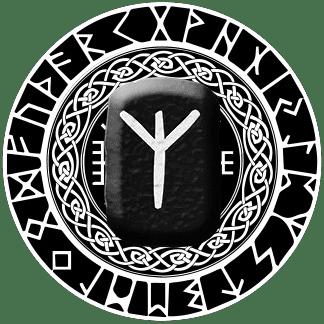 Runa Algiz símbolo