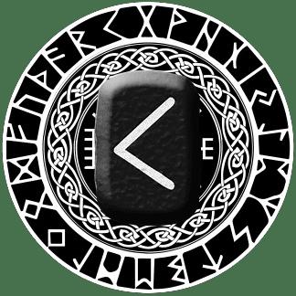 Runa Kano símbolo