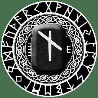 Runa Nauthiz símbolo