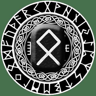 Runa Othila símbolo