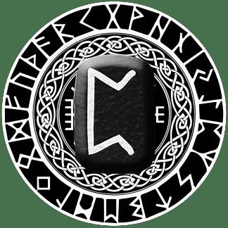Runa Perth símbolo