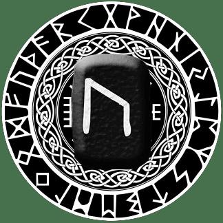 Runa Uruz símbolo