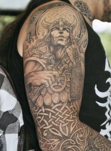 fotos tatuajes nordicos