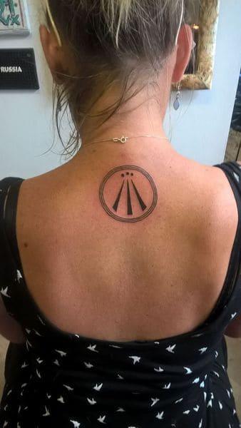 tatoo nordico awen