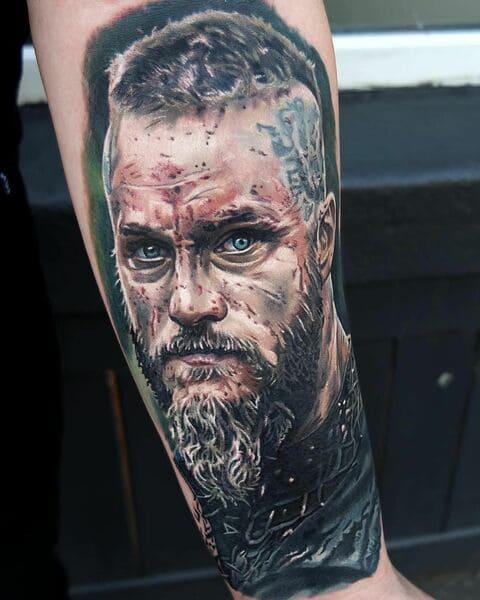 tattoo ragnar