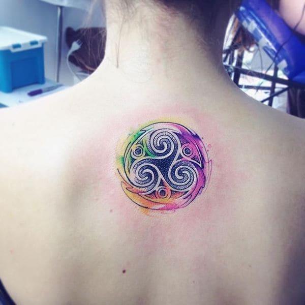 tattoo triskel