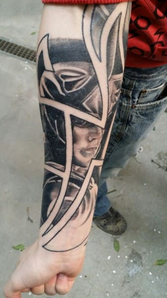 tatuaje loki