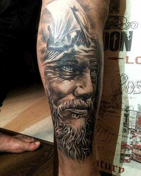 tatuajes ragnar
