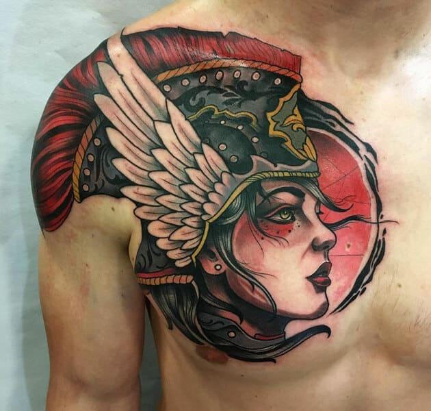 tatuajes de valkirias