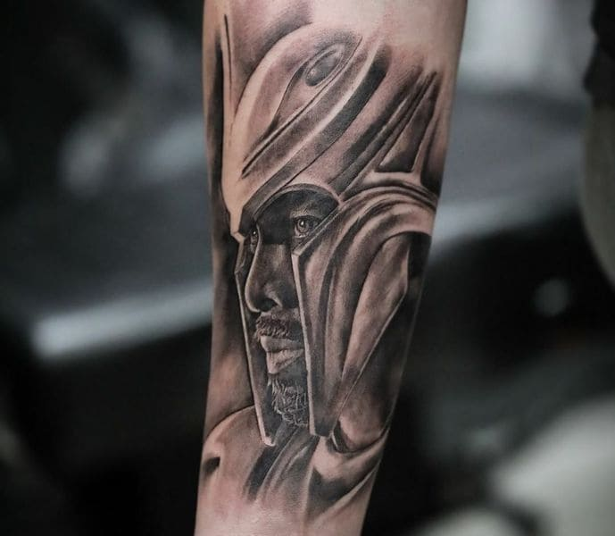 tatuajes en la piel heimdall