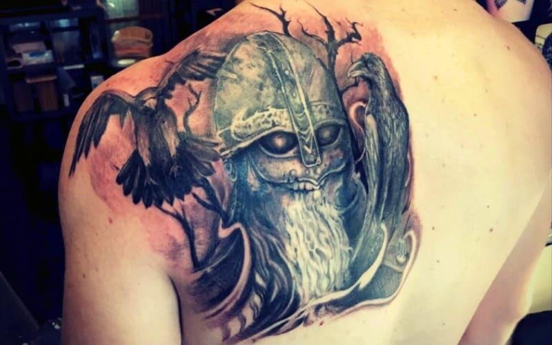 tatuajes nuevos de vikingos