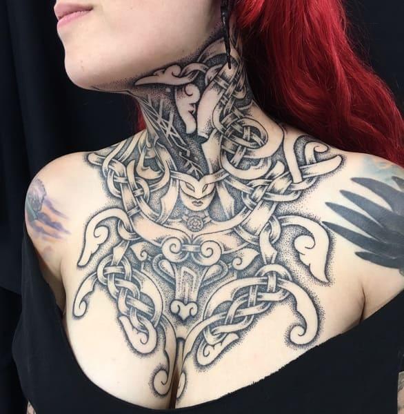 tatuajes tradicionales celtas