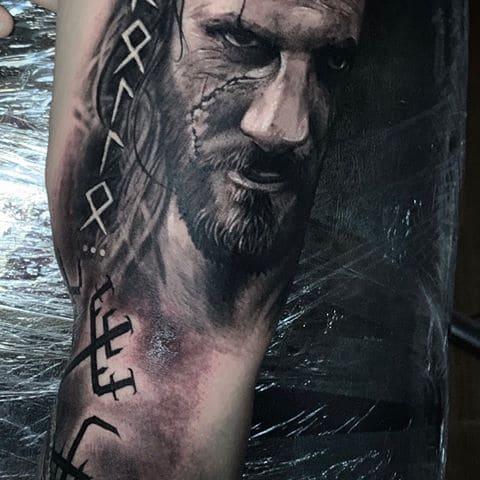 tatuajes vikings rollo