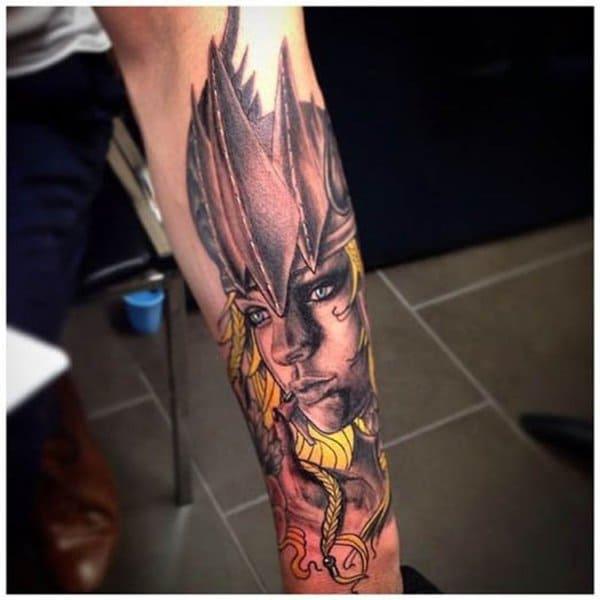 ver tatuajes valquirias