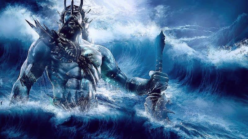 dios Njörd god