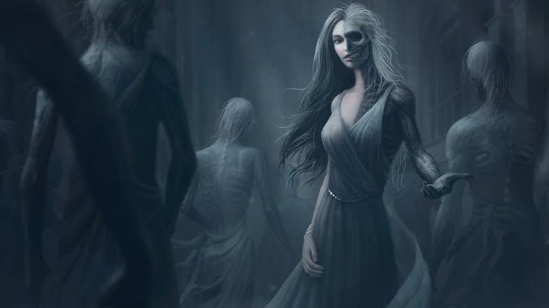 diosa hel goddess