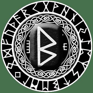 signficado runa berkana significado