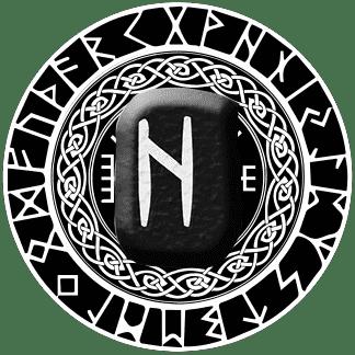 runa hagalaz significado