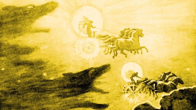 runa diosa sól sunna sunne runa