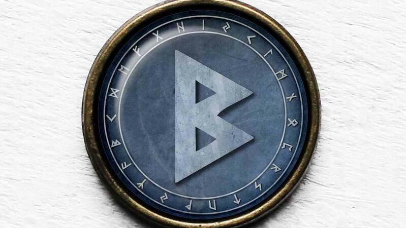 significado runa berkano significado
