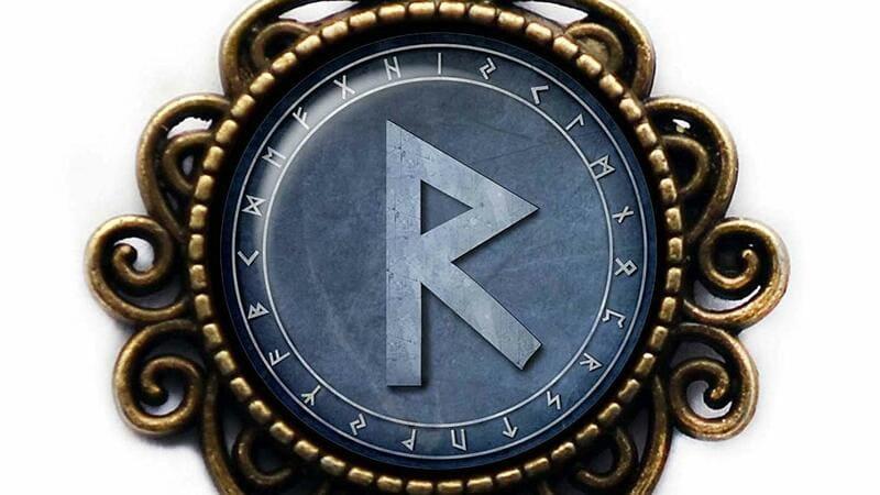 talisman raido rune