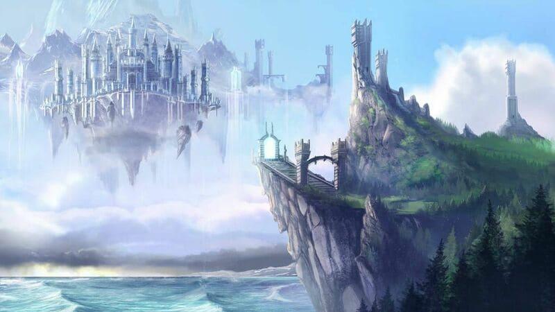 reino de Alfheimr dios Frey