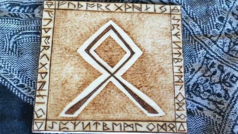significado runa othala significado