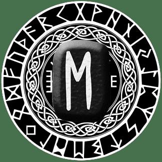 significado runa ehwaz significado