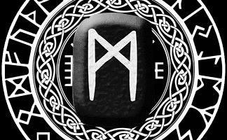 significado runa mannaz significado